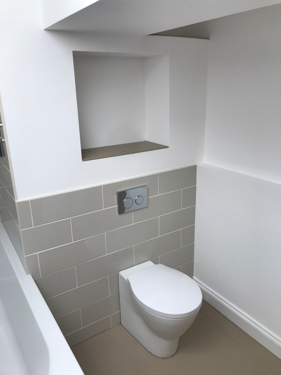 Bathroom Installation - Ecoflo UK Kitchens, Bathrooms ...